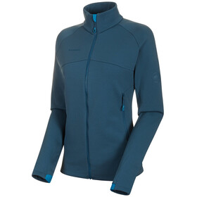 Mammut Aconcagua Midlayer Jas Dames, wing teal